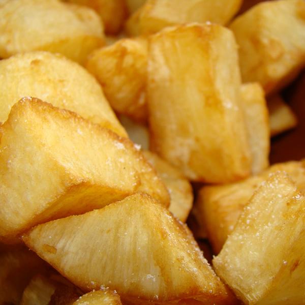 Mandioquita Frita
